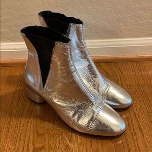 Rebecca Minkoff Sliver booties
